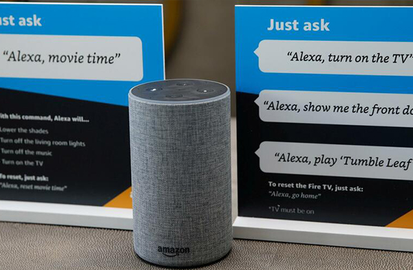 So will Amazon seine Sprachassistentin Alexa schlauer machen